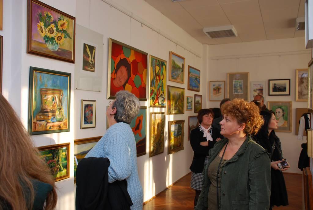 Amatõr mûvészeti kiállítás, 2010