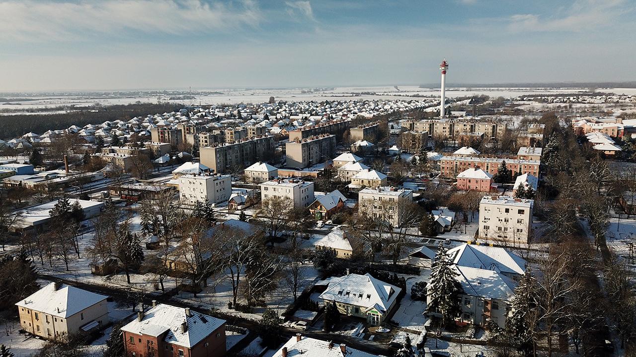20dab249d255 Új fejlődési lehetőségek előtt a város – 2018 is a beruházások éve lesz  Martfűn